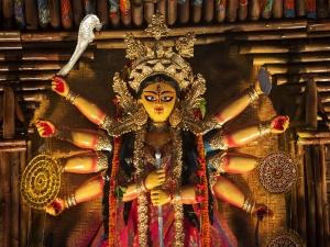 Durga Ashtami Or Maha Ashtami Date History Puja Vidhi Shubh Muhurat Mantra And Samagri
