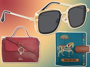 Amazon Great Indian Sale Sunglasses Wallets Handbags And More Cool Accessories With Up To 80 Di