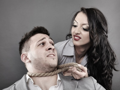 Here are ten ways to deal with the wife who comes to Dowd and tortures him