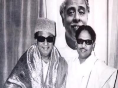எம்ஜிஆர் மரணப்படுக்கையில் இருந்தபோது கலைஞர் எழுதிய உருக்கமான கடிதம்