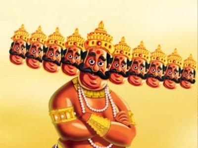 ராவணனுக்கு 10 தலைகள் எப்படி வந்தது? அவற்றிற்கு என்னென்ன சக்திகள் உள்ளன?