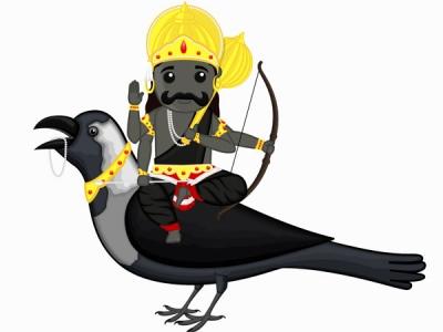 சனிபகவான் உங்களை சோதிக்க காரணம் அவர் மனைவி சனிபகவானுக்கு கொடுத்த சாபம்தான் தெரியுமா?
